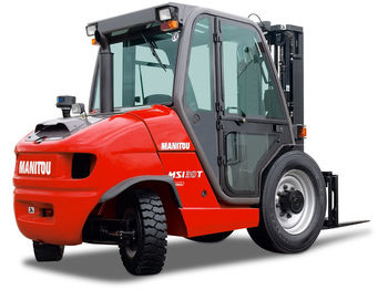 Rough terrain forklift MANITOU MSI 30T