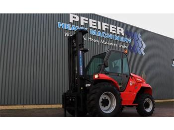 Manitou M30-4 S4 EU Valid inspection, *Guarantee! 3000 kg  - rough terrain forklift