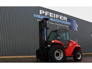 Rough terrain forklift Manitou M30-4 S4 EU Valid inspection, *Guarantee! 3000 kg