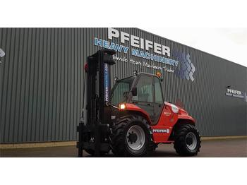 Rough terrain forklift Manitou M50-4 S4 EU Valid inspection, *Guarantee! 5000 kg
