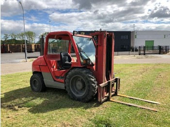 Rough terrain forklift Manitou MH25-4