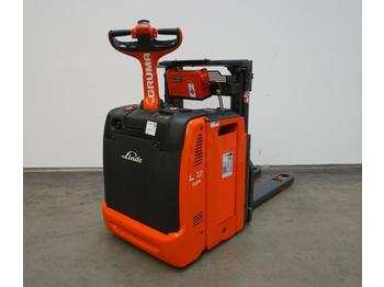 Linde L 12 L/133 - stacker