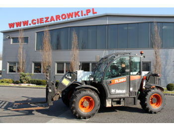 Telescopic handler BOBCAT TELESCOPIC LOADER TL360 6 M 3 T