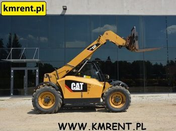 CATERPILLAR TH 406 - telescopic handler
