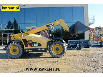 CATERPILLAR TH 407 C | JCB 536-60 531-70 530-70 528-70 541-70 535 530 MANITO - telescopic handler