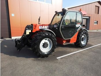 Telescopic handler MANITOU MLT741-120 LSU PS