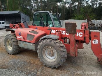 MANITOU MT 1337 - telescopic handler