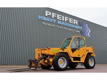 Telescopic handler Merlo P40.16K Diesel, 4x4x4 Drive, 15.6m Lifting Height,