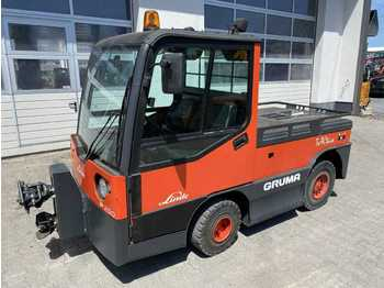 Linde P250 / 2.432h / Batterie 2018! / Schlepper  - tow tractor