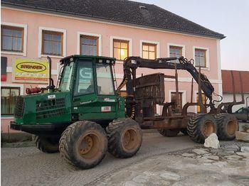 Timberjack 1410B Forwarder  - porteur