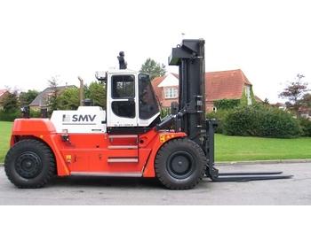 SMV SL25-1200A - ebatasasel maastikul kohanduv kahveltõstuk