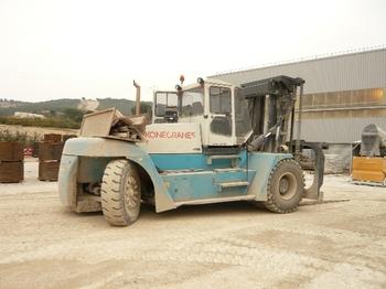 SMV SL-20-1200 20000 - ebatasasel maastikul kohanduv kahveltõstuk