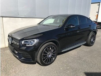 Mercedes-Benz GLC-Klasse 200d coupe*schuifdak*verwarmde zetels* AMG line exterieur interieur*partronic*camera - سيارة