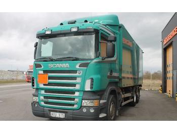 Scania R500LB6X2MNB  - miškovežis sunkvežimis
