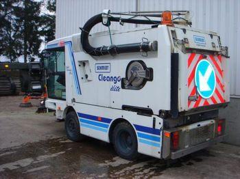 SCHMIDT Cleango  - makinë fshirëse e rrugëve