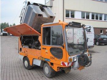 SCHMIDT SK 151 SE Kleinkehrmaschine ohne Kehrwerk - makinë fshirëse e rrugëve