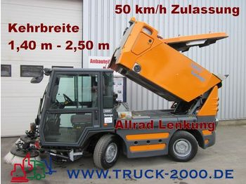 SCHMIDT Swingo 250 Compact 200 Allrad-Lenkung 3.168 BS - makinë fshirëse e rrugëve