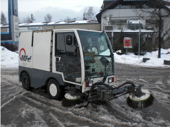 Schmidt Aebi MFH 2200 Bougie Hydrostat 40km/h - makinë fshirëse e rrugëve