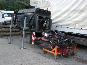 Schmidt TSK 500/SK 125 für Tremo 501 Kehrsaugmaschine  - makinë fshirëse e rrugëve