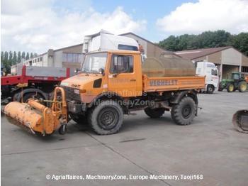 Schmidt k4 - makinë fshirëse e rrugëve