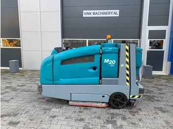 Makinë fshirëse e rrugëve TENNANT M20 veeg,scrub machine