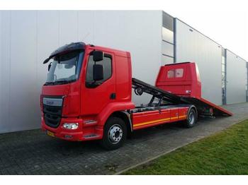 DAF LF250 4X2  EURO 6 DEPANNAGE RECOVERY ABSLEPPWAGE  - remorqueuse