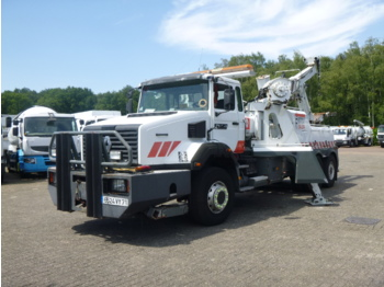 Renault CBH 385 6X4 tow truck / depannage - remorqueuse