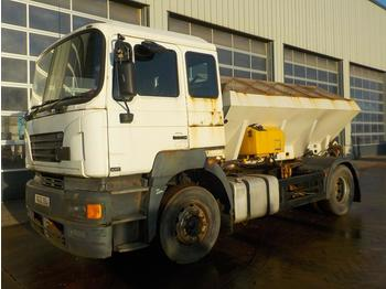 Municipal/ special vehicle 2002 ERF 4x2 Econ Gritter Lorry