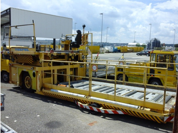 Aircraft cargo loader Lower Deck Loader Trepel PCL70
