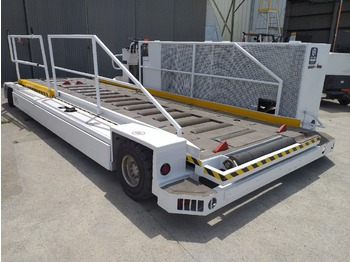 Aircraft cargo loader Trepel CCS 35