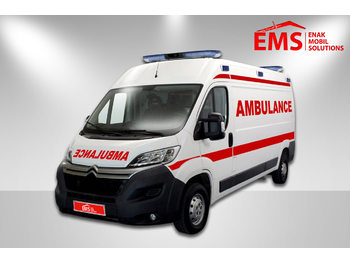 CİTROEN JUMPER AMBULANCE - ambulance