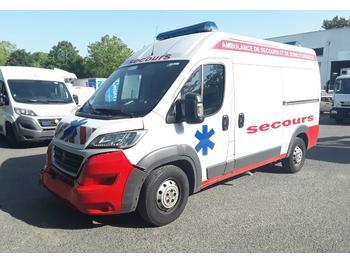 Fiat Ducato Maxi 3.5 mh2 2.3 150 mjt ambulance 150 CV  - سيارة اسعاف