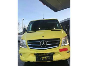 Mercedes-Benz Sprinter 190 hp automatic ambulance  - سيارة اسعاف