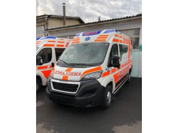 Peugeot Boxer 6 brand new ambulances for sale  - سيارة اسعاف