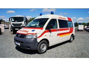 Volkswagen T5 Transporter 1.9TDI/77kw RETTUNGSWAGEN  - سيارة اسعاف