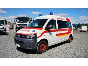 Volkswagen T5 Transporter 2.0TDI/103kw AT/RETTUNGSWAGEN  - سيارة اسعاف