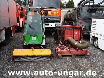آلية المنفعة/ مركبة خاصة Egholm Powerflex 4x4 Schneebesen Winterdienst + Mäher