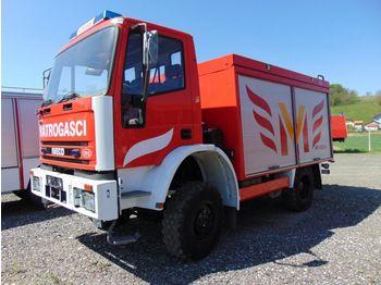 IVECO EUROCARGO 95E18 VATROGASNO 4X4, 1998 god - سيارة إطفاء