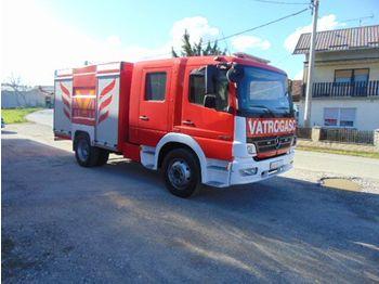 MERCEDES-BENZ 13-29 DUPLA - سيارة إطفاء