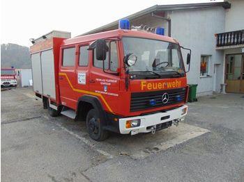 MERCEDES-BENZ 814 - سيارة إطفاء