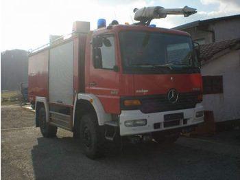 MERCEDES-BENZ ATEGO - سيارة إطفاء