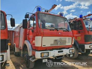 Fire truck Mercedes-Benz 1625AK 24/50