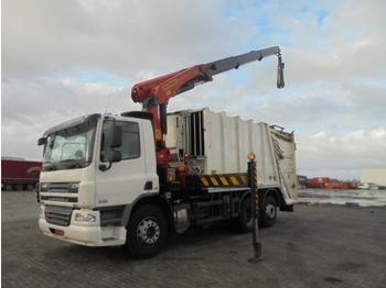 شاحنة النفايات DAF CF75