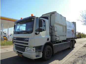 DAF CF75.250 - شاحنة النفايات