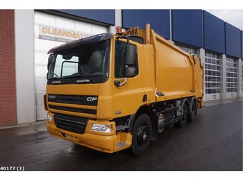 DAF FAG 75 CF 250 Euro 5 Manual - شاحنة النفايات