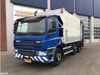 DAF FAG 75 CF 250 Manual - شاحنة النفايات