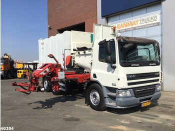 Garbage truck DAF FAN 75 CF 250 Euro 5 Side loader: picture 1