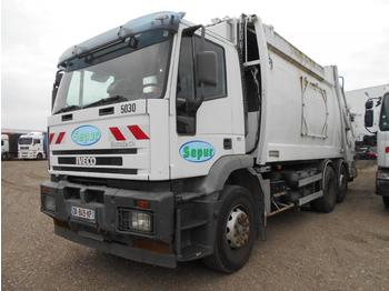 Garbage truck Iveco Eurotech 240E26