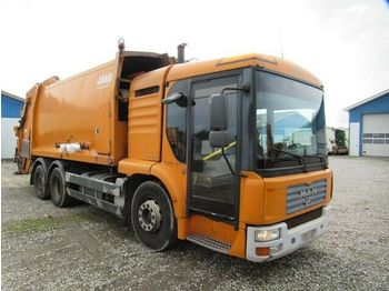 MAN 28.320 6x2 Müllwagen, Joab 21,32 cbm  - شاحنة النفايات