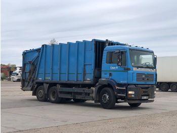 MAN TGA 26.310 - garbage truck